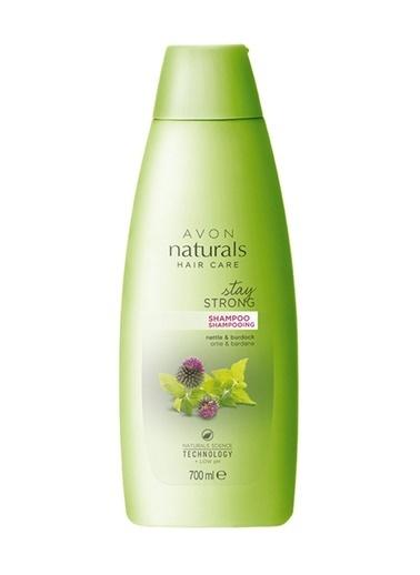 Avon Naturals Isırgan Burdock Otu Şampuan 700 Ml Renkli
